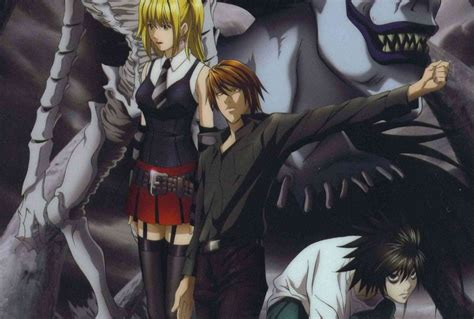 death note anime review nefarious reviews