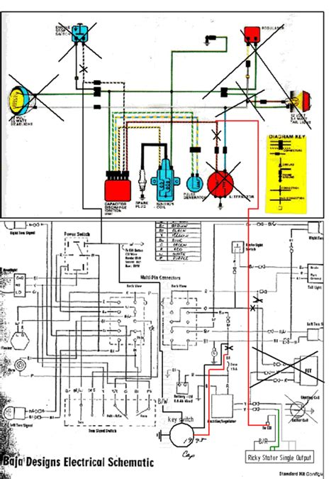 baja designs handlebar switch wiring diagram 52