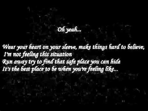 all these things i bullet for my lyrics bullet for my all these things acoustic lyrics