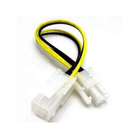 alimentatore 4 pin rallonge cable alimentation 4pin m f 5cm s2i informatique