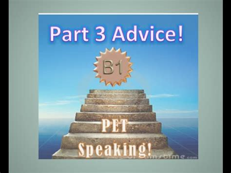 libro pass the b1 speaking learn how to pass pet speaking part 3 b1 exam youtube