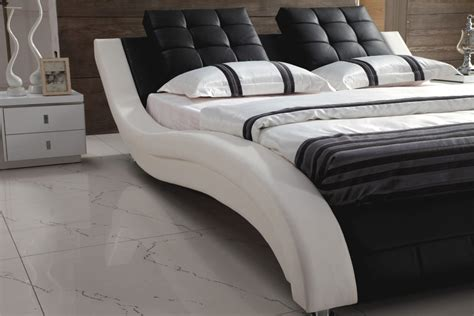 luxury leather sofa beds aliexpress com buy luxury bedroom furniture leather bed