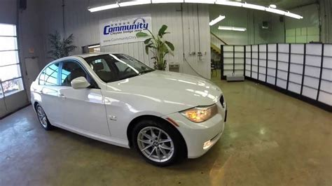 Community Chrysler by 2010 Bmw 328i Xdrive Sunroof White Indianapolis In
