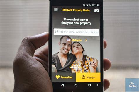 Utk Finder Maybank Hadir Dengan Aplikasi Property Finder Untuk Memudahkan Carian Hartanah