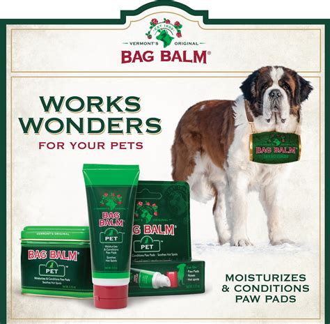 paw moisturizer bag balm pet paw and nose moisturizer 0 25 oz chewy