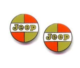 kaiser jeep logo classic kaiser jeep logo tie tack ebay