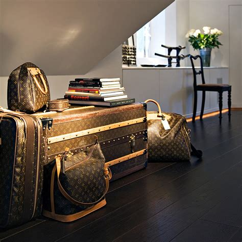 decorating trunk for decorating with louis vuitton trunks song of style