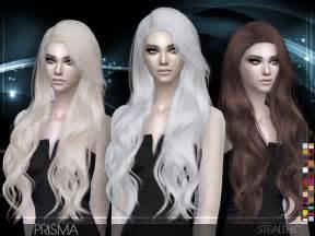 sims 4 hairstyles stealthic prisma female hair