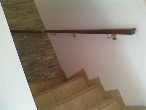 corrimano a muro per scale interne corrimano san giorgio su legnano