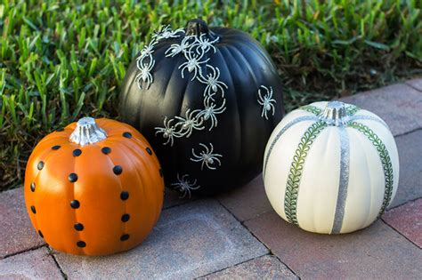 pumpkin decorating  carving ideas  halloween