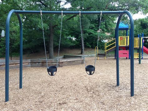age for baby swing at park kemp mill urban park montgomery county is my playground