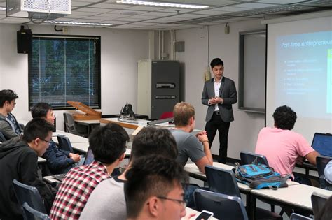 Hkust Mba Contact by Hkust Guest Speak In Comp4911 Businsoft