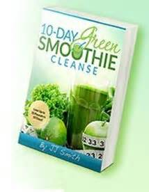 How To Jj Smith 10 Day Detox Book by Jj Smith Author Of 10 Day Green Smoothie Cleanse On