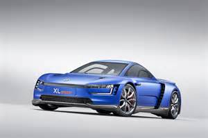 vw shows the xl sport concept in