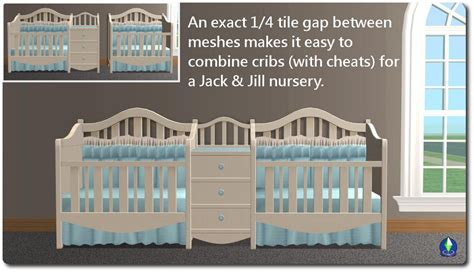 Complete Nursery Furniture Set Mod The Sims Nursery Add Ons Spruce Up Your Bg And Ft Nurseries