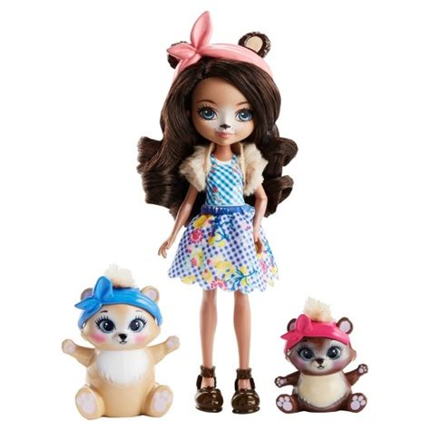 Patio Furniture by Enchantimals Paws For A Picnic Doll Set Target