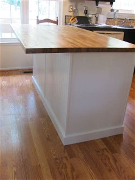 wainscoting kitchen island diy island encasing kitchen island in beadboard paneling kitchen kitchen islands