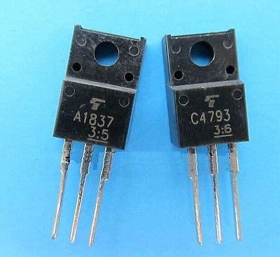 Transistor Tr Pnp A1837 2sa1837 transistor a1837 popular buscando e comprando fornecedores