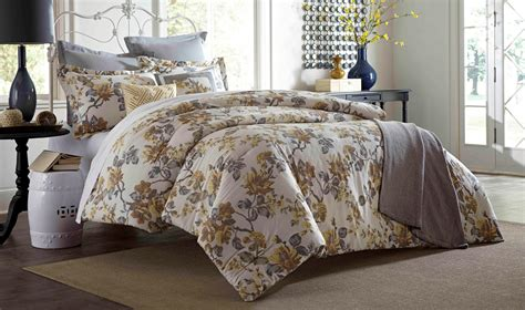 kmart full size comforters cannon 7 comforter set floral sprigs home bed bath bedding comforters
