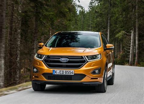 suv  ford edge release date australia  suv price