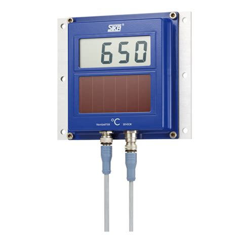 Thermometer Sika digital thermometer type 850 sika messtechnik und regeltechnik