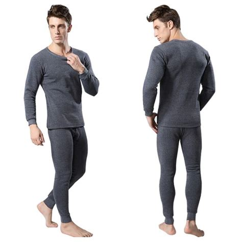 Longjohn Thermal mens tops and bottom johns thermal