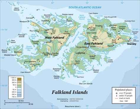 falkland islands on map top flight nature photography photographing in the