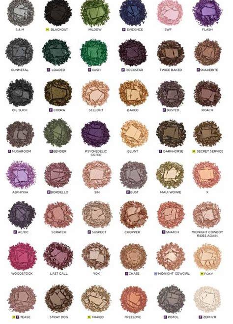 best 25 decay eyeshadow ideas on