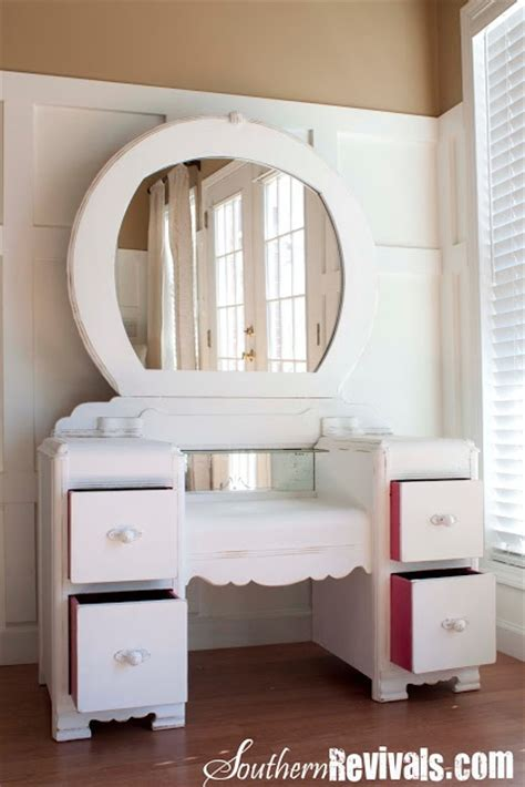 Theme Bedroom Mirror by Southern Revivals A 1940s Vanity Dresser Mirror Revival
