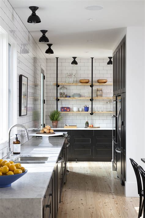 images of kitchen interiors small farmhouse style kitchen design in detail