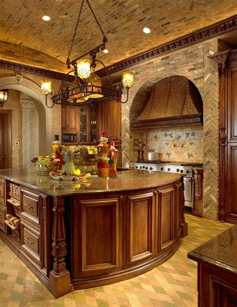 old world mediterranean kitchen design classic european 4813 best images about european manor chateau