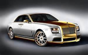 Rolls Royce Ltd Fenice Rolls Royce Ghost Limited Edition Bronze