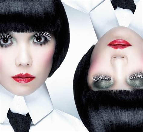Make Up Shu Uemura Karl Lagerfeld S Line For Shu Uemura