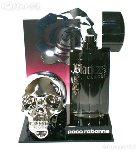 Paco Rabanne L Excess Black Xs For Him Lexus Black Exist pn tay s black excess paco rabanne for him and