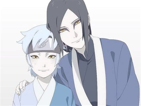 Wallpaper Anak Orochimaru | who is the mother of mitsuki from boruto quora