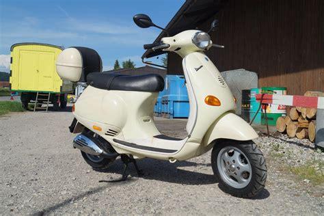 50ccm Motorrad Mfk by Motorrad Occasion Kaufen Piaggio Vespa 50 Et2 45km H
