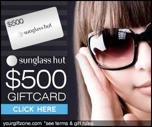 Sunglass Hut Gift Card Online - free fashion stuff free stuff
