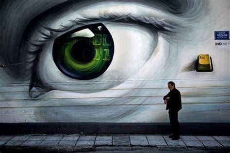 athens graffiti worth  thousand words  malaise