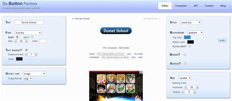membuat brosur secara online 4 website untuk membuat button secara online