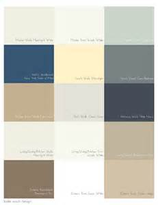 home color palette ideas incorporate subtle pops of color into a neutral home interior paint