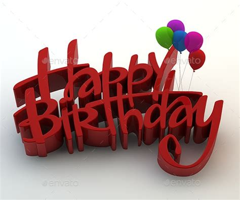 happy birthday  text  gokcengulenc graphicriver