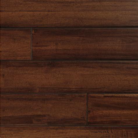shop easoon exotic diy 4 87 in w prefinished walnut locking hardwood flooring manchurian at