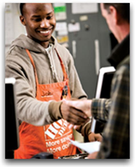 the home depot culture home depot values