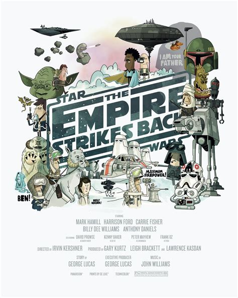 film cartoon war star wars trilogy posters by christopher lee geektyrant