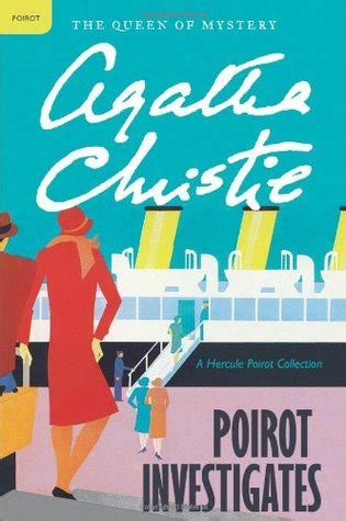 poirot investigates poirot poirot investigates hercule poirot 3 by agatha christie reviews discussion bookclubs lists