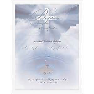 water baptism certificate template search results for water baptism certificate template