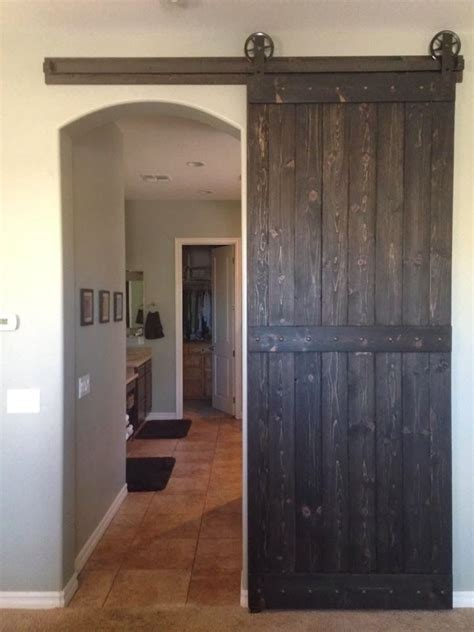 sliding door opening barn door arched opening for the home
