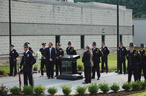 Officer Memorial by Watauga County Enforcement Fallen Officer S Memorial