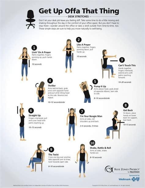 Desk Exercises For Abs by 17 Best Ideas About Desk Exercises On Office