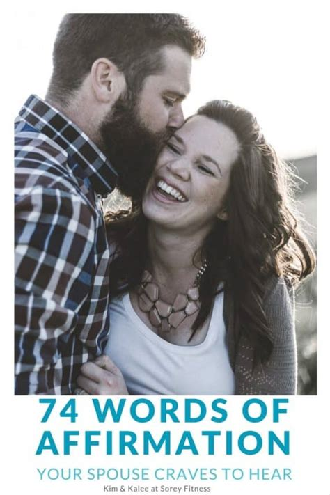 words  affirmation  spouse craves husband wife